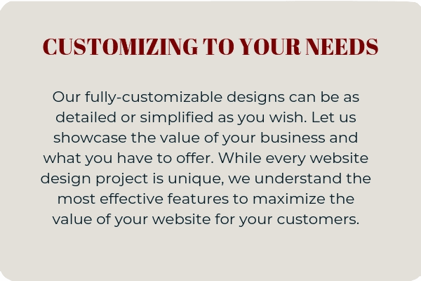 Utah Veteran Owned | Affordable Custom Website Design and